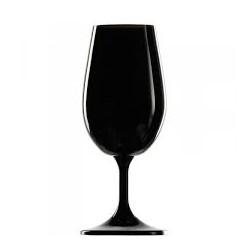 6 verres I.N.A.O Noir